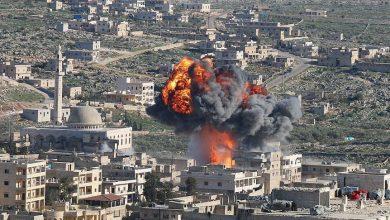 صورة سوريا.. النظام يصعّد قصفه على أحياء مدينة درعا المحاصرة جنوبا وروسيا تشن غارات على عفرين شمالا