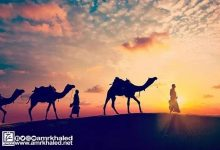 صورة جنود في طريق الهجرة.. كيف سخرهم الله لنجاح الرحلة المباركة