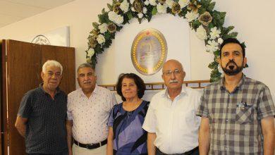 صورة فيديو : الإعلان عن ولادة المجلس الثقافي العربي في وندسور بحضور رسمي و شعبي .