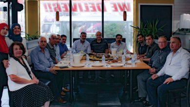 صورة بمناسبة إنطلاقته : المجلس الثقافي العربي يولم على شرف إعلاميين و مثقفين.