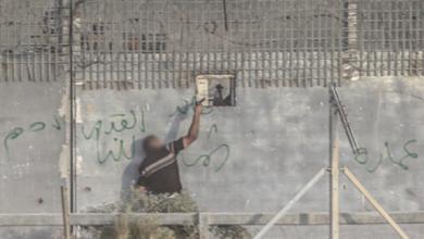 صورة مقتل قنّاص إسرائيلي أُصيب قبل أيام عند حدود قطاع غزة