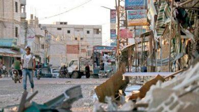 صورة قوات النظام تدخل الأحياء المحاصرة في درعا جنوبي سوريا