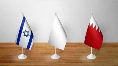 """صورة سفير البحرين يصل """"تل أبيب"""" لتسلم مهامه"""