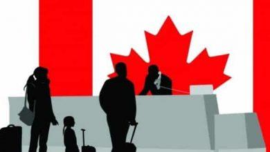 صورة من يحق لهم اللجوء إلى كندا و كيف ؟