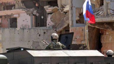 """صورة إتفاق""""درعا البلد"""" يدخل حيز التنفيذ"""