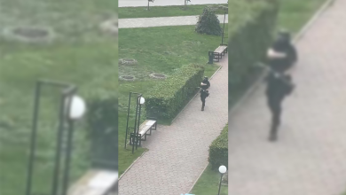 صورة فيديو.. مقتل 6 في حادثة إطلاق نار بجامعة روسية