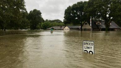 صورة تحذير من فيضانات في أونتاريو من بينها ويندسور إيسكس !