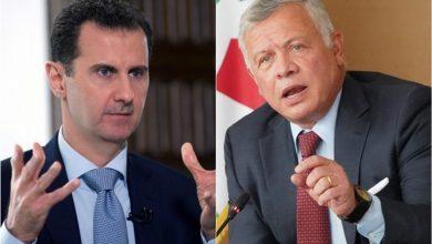 صورة الأول منذ 2011.. عاهل الأردن يتلقى اتصالا هاتفيا من رئيس النظام السوري